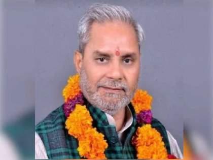 """jalore bjp mla jogeshwar garg angry over not strat ventilator in hospital said suicide remains to be done   """"आता केवळ आत्महत्या करणे बाकी आहे"""", व्हेंटिलेटर चालू नसल्यामुळे भाजपा आमदाराचा संताप"""