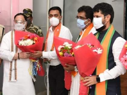 BJP president JP Nadda to visit Goa on July 24-25 | जे. पी. नड्डा दोन दिवसांच्या गोवा दौऱ्यावर; भाजपा पदाधिकाऱ्यांसोबत घेणार बैठक!
