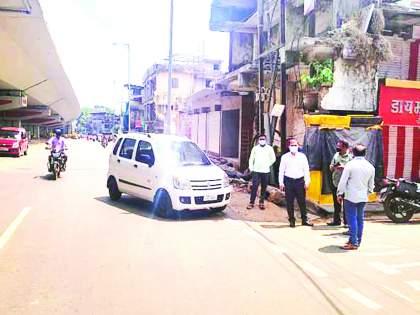 Filed a case against a cloth shopkeeper in Kankavali | कणकवलीतील कापड दुकानदारावर गुन्हा दाखल