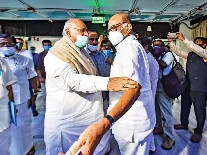 mallikarjun kharge alleges Modi Shah try to overthrow the maha vikas aghadi govt   आघाडी सरकार पाडण्यासाठी मोदी-शहा यांच्या हालचाली; काँग्रेस नेते मल्लिकार्जुन खरगे यांचा आरोप