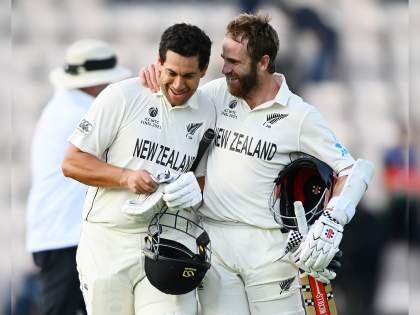 WTC Final 2021 IND vs NZ: New Zealand wins by beating Team India, Find out the prize money! | WTC Final 2021 IND vs NZ : टीम इंडियाला नमवून न्यूझीलंडनं जिंकली मानाची गदा अन् झाले करोडपती; जाणून घ्या बक्षीस रक्कम!
