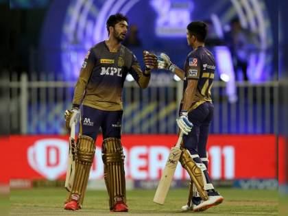 IPL 2021, KKR vs DC Qualifier 2 Live Updates: KKR qualified into the final of IPL 2021, beat Delhi Capitals | IPL 2021, KKR vs DC Qualifier 2 Live Updates : करबो लड़बो जीतबो!; कोलकाता नाइट रायडर्सचा फायनलमध्ये प्रवेश, दिल्ली कॅपिटल्सचे सर्व डावपेच फसले