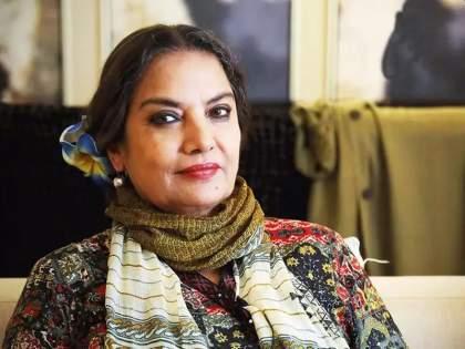 Actress Shabana Azmi cheated in buying liquor online pdc   ऑनलाइन मद्य खरेदीत अभिनेत्री शबाना आझमी यांची फसवणूक