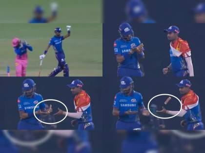 IPL 2021: Watch: Krunal Pandya Throws Away The Moisturizer Towards Anukul Roy   IPL 2021 : कृणाल पांड्या सहकाऱ्यांना देतो तुच्छ वागणूक; Video Viral होताच चाहते संतापले