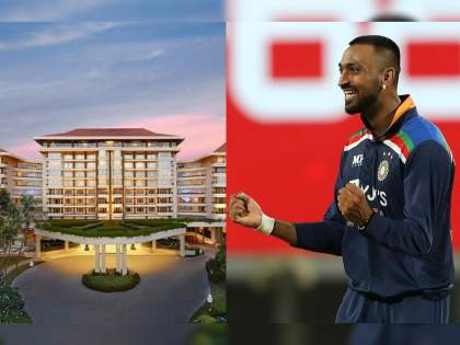 IND vs SL 2nd T20: Entire Taj Samudra booked for Team India, BCCI confused how Krunal Pandya tested COVID positive | IND vs SL 2nd T20I : कृणाल पांड्याला कोरोना झालाच कसा?; टीम इंडियासाठी संपूर्ण हॉटेलच केलं होतं बुक, BCCI कन्फ्युज!