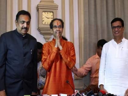 The maharashtra vikas aghadi government in the state is strong, said Minister Jayant Patil | 'आमचं सरकार भक्कम; आमदार फुटलाच तर...'; राजस्थानमधील घडामोडीनंतर ठाकरे सरकारची प्रतिक्रिया