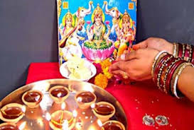 Narak Chaturdashi-Lakshmipujan and Padva-Bhaubij on the same day   नरक चतुर्दशी-लक्ष्मीपूजन आणि पाडवा-भाऊबीज एकाच दिवशी