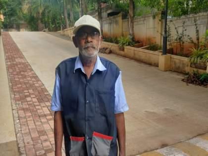 Felicita rushed to the aid of a destitute gardener's uncle with financial help of Rs 2 lakh   कोरोनामुळे दोन मुले हिरावलेल्या माळी काकांच्या मदतीला धावली 'फेलीसीटा'! केली २ लाखांची आर्थिक मदत