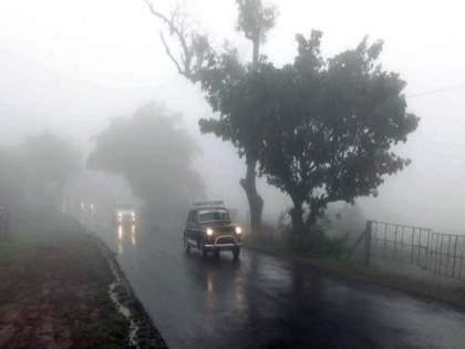 Record Break Rain: Record rain in Mahabaleshwar for 125 years; 2100 mm of rainfall in 8 days | रेकॉर्ड ब्रेक! महाबळेश्वरमध्ये सव्वाशे वर्षातला विक्रमी पाऊस; ८ दिवसांत तब्बल २१०० मिमी पावसाची नोंद