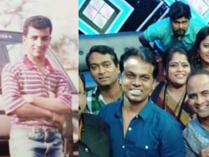 marathi actor samir choughule Young photo | 'या' कलाकाराला ओळखलं का? 'महाराष्ट्राची हास्यजत्रा'मधून करतोय प्रेक्षकांचं तुफान मनोरंजन