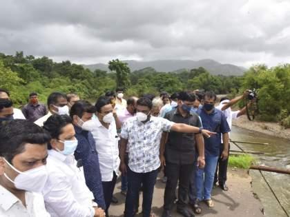 Natal-Kennedy bridge to get Rs 6 crore sanction   नाटळ-कनेडी पुलाला 6 कोटीची मंजुरी मिळणार