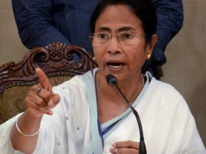 I do not want to remain CM - Mamata Banerjee   मुख्यमंत्रीपदावर मी कायम राहू इच्छित नाही - ममता बॅनर्जी