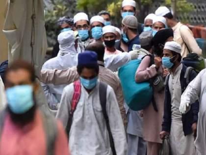 coronavirus: reports of 42 who visited markaj are negative rsg   coronavirus : निजामुद्दीन येथील मरकजला गेलेल्यांपैकी ४२ जणांचे रिपोर्ट निगेटीव्ह
