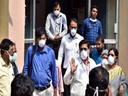 Maharashtra reports 34,389 new COVID19 cases, 59,318 discharges and 974 deaths in the last 24 hours | CoronaVirus News : राज्यात बरे होणाऱ्या कोरोना रुग्णांच्या संख्येत वाढ, पण मृतांचा आकडा चिंताजनक!
