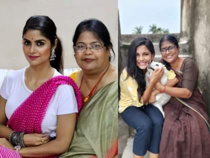 On the occasion of Mother's Day, small screen actors spoke about the importance of motherhood   मदर्स डेच्या निमित्ताने छोट्या पडद्यावरील कलाकारांनी सांगितले आईचे महत्त्व
