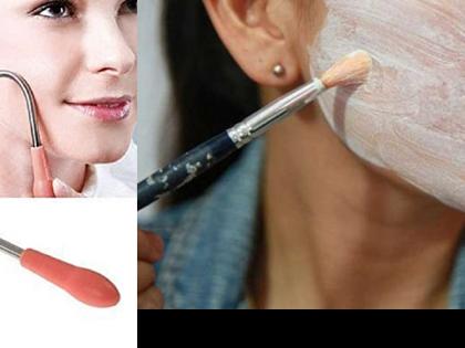 Home remedies get rid of unwanted facial hair | घरच्या घरी करा 'हे' उपाय आणि चेहऱ्यावरील अनावश्यक केसांपासून मुक्ती मिळवा.....