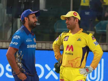 IPL 2021: Mumbai Indians, Chennai Super Kings matches may be postponed; The big reason came up   IPL 2021 : मुंबई इंडियन्स, चेन्नई सुपर किंग्स यांचे पुढील दोन दिवसाचे सामनेही होऊ शकतात स्थगित; समोर आलं मोठं कारण