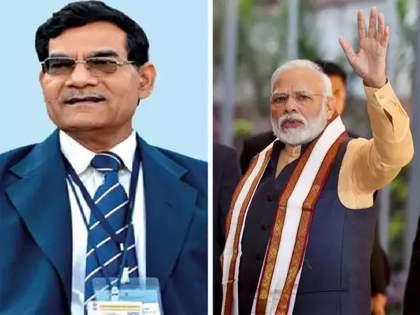 Another bureaucrat IAS AK Sharma will join BJP; Prime Minister Narendra Modi's close | भाजपात आणखी एका नोकरशहाची होणार एन्ट्री; पंतप्रधान मोदींचे एकदम खास