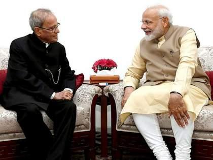 PM Modi should speak more in Parliament former president Pranab Mukherjee in book | 'त्यांचे' आवाज ऐका; शेवटच्या पुस्तकातून प्रणव मुखर्जींचा पंतप्रधान मोदींना सल्ला