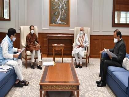 modi-thackeray visit in Delhi; It is certain that Thackeray has brought the issue of all constitutional issues on paper! | दिल्लीची वारी;सर्व घटनात्मक पेचप्रसंगाचा मुद्दा ठाकरेंनी कागदावर आणून ठेवलाय हे निश्चित!