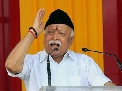 rss mohan bhagwat says caa does not harm muslims | सीएएमुळे मुस्लिमांचे नुकसान नाही: मोहन भागवत