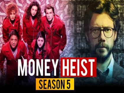 Company offers holiday to employees to watch 'Money Heist' on September 3   Money Heist 5ची क्रेझ! सीरिज पाहण्यासाठी जयपूरच्या कंपनीने अख्खा ऑफिसला दिली सुट्टी