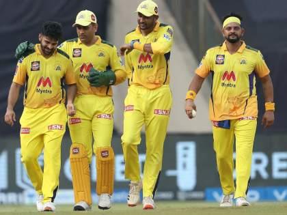 IPL 2021 Suspended: MS Dhoni delays return to Ranchi, will wait for all his teammates to depart - Report   IPL 2021 Suspended: मानलं MS Dhoni ला; संघातील प्रत्येक खेळाडू रवाना झाल्यानंतरच रांचीला जाणार कॅप्टन कूल
