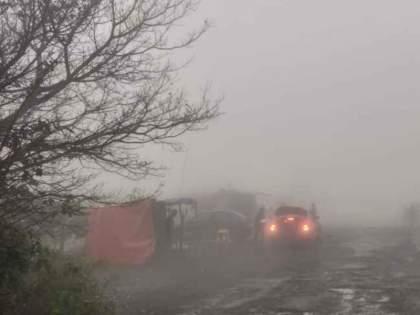 Heavy rains in Maval, Mulshi and Khed areas including Pimpri-Chinchwad; Rising water levels in rivers | पिंपरी-चिंचवडसह मावळ, मुळशी अन् खेडमध्ये धुवांधार पाऊस; नद्यांच्या पाणी पातळीत वाढ