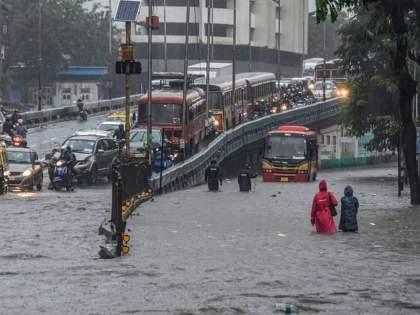 Heavy Rain In Mumbai 18 Days of high tide In Monsoon Meteorological Department Issued Alert   मुंबईकरांनो, पावसाच्या ४ महिन्यांत 'हे' १८ दिवस धोक्याचे; काळजी घ्या, सुरक्षित राहा!