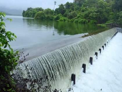 More water crisis in Mumbai was avoided   मुंबईतील जादा पाणीकपातीचे संकट टळले