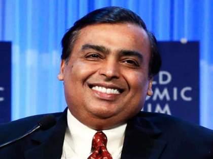 Mukesh Ambani News: Mukesh Ambani earned Rs 16,765 crore in one day   Mukesh Ambani News: बाबो! एका दिवसात अंबानींनी कमावले 16,765 कोटी; वॉरेन बफेंनाही टाकू शकतात मागे