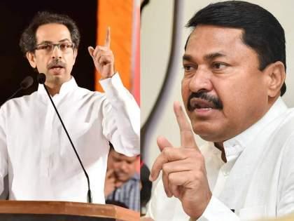 congress nana patole react on cm uddhav thackeray statement over independent election issue | स्वबळाच्या मुद्द्यावरून उद्धव ठाकरेंचा काँग्रेसला टोला! नाना पटोले म्हणाले...