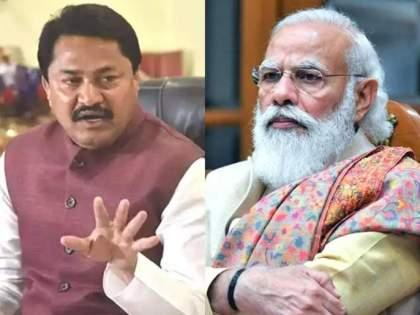 The Modi government at the Center is more oppressive than the British rule congress Nana Patole criticize   केंद्रातील मोदी सरकार इंग्रज राजवटीपेक्षाही जुलमी, अत्याचारी;नाना पटोले यांची टीका
