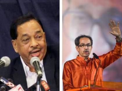 "bjp narayan rane criticized shiv sena on chiplun flood and incident of bhaskar jadhav | Chiplun Flood: ""जनता राग व्यक्त करू लागल्याने शिवसेना हादरलीय, लोकहिताशी संबंध नाही, हे सिद्ध झालंय"""