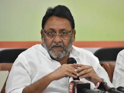 "ncp nawab malik says maha vikas aghadi govt will complete 5 years   ""सर्व विरोधकांना एकत्र आणणं हाच शरद पवारांचा अजेंडा"": नवाब मलिक"