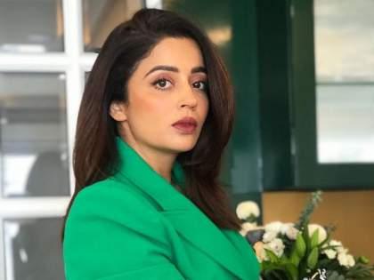 'Shhh! No worries .. Someone is coming ', Neha Pendse's post on social media discusses   'श्श्…! काळीज धडधडत नाहीए.. कुणी तरी येतंय', नेहा पेंडसेची सोशल मीडियावरील पोस्ट चर्चेत