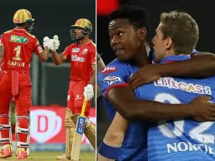 IPL 2021 delhi capitals bowler kagiso rabada prove costly against punjab kings kl rahul mayank agarwal | IPL 2021: आयपीएलला तुरुंगवास म्हणणाऱ्या गोलंदाजाला भारताच्या दोन तडग्या फलंदाजांनी धु धु धुतलं!