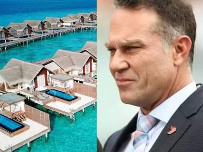 ipl 2021 Michael Slater leaves IPL bubble escapes to Maldives other players keen to follow same route | IPL 2021: ऑस्ट्रेलियाच्या समालोचकानं IPL सोडून घेतला मालदिवचा आसरा? इतर खेळाडूही तयारीत!