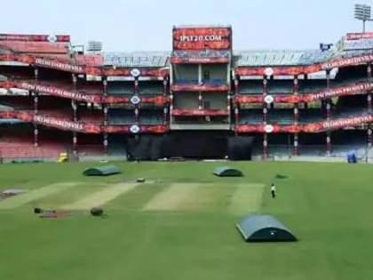 ipl 2021 bookies employed cleaner to pass on match information during one IPL game   मोठी बातमी! दिल्लीच्या ग्राऊंड कर्मचाऱ्याशी बुकीचं संगनमत, IPL बेटिंगचं मोठं घबाड उघड