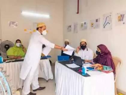 Dawoodi Bohra community sets up Covid 19 war room in Mumbai | मुंबईतील भेंडीबाजारात दाऊदी बोहरा समुदायानं उभारला 'कोविड वॉररुम', रुग्णांना केली जातेय 'स्मार्ट' मदत