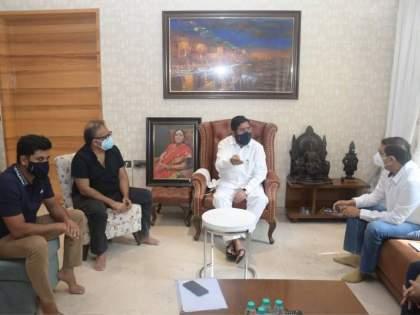 Chhatrapati Shivaji Hospital to be ready for treatment of muker micosis   म्यूकरमायकोसिसवरील उपचारांसाठी छत्रपती शिवाजी रुग्णालय होणार सज्ज; एकनाथ शिंदे यांचे महापालिकेला निर्देश