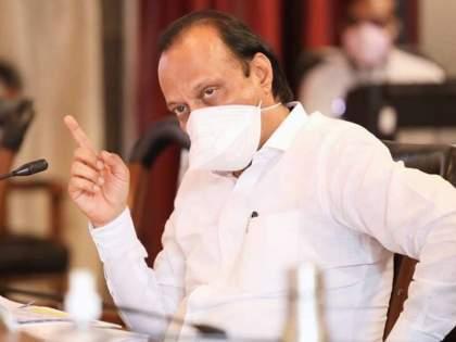 Ajit Pawar comment on argument between Sitaram Kunte and Jayant Patil   Ajit Pawar: सीताराम कुंटे आणि जयंत पाटील यांच्यात वादावादी?, अजित पवार म्हणाले....