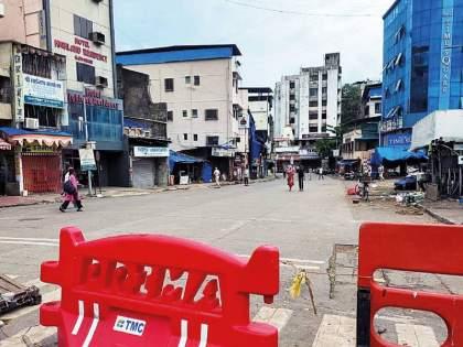 there will be lockdown in next 15 days in kalyan dombivli   कल्याण-डोंबिवलीमध्ये येत्या 15 दिवसांत कडक लॉकडाऊन!