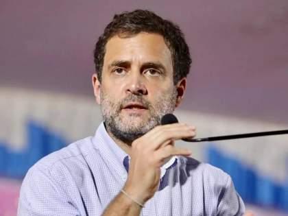 centre has the Most efficient ministry to raise lies and wasteful slogans taunts rahul gandhi | Rahul Gandhi: 'केंद्राकडे धादांत खोटं आणि फालतू घोषणा देणारं सर्वात कुशल मंत्रालय', राहुल गांधींचा घणाघात