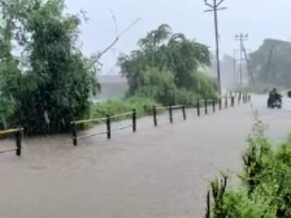 maharashtra Rain Update Heavy rains in Palghar Panvel Thane Ambernath alert next 3 to 4 hours | Rain Updates: पालघर, पनवेल, ठाणे,अंबरनाथमध्ये मुसळधार; मुंबईतही संततधार, पुढील ३ ते ४ तास अलर्ट!
