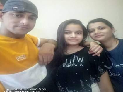 in nagpur man commits suicide by killing five family members | पत्नी, मुलगा, मुलगी, सासूसह मेहुणीची हत्या करत स्वत:ला संपवलं; नागपुरात खळबळ