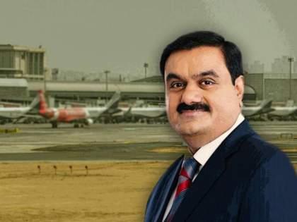 not relocating head office from Mumbai to Ahmedabad adani group clarifies   'त्या' केवळ अफवा! विमानतळ मुख्यालय अहमदाबादला नेण्याच्या चर्चेवर अदानी समूहाचं स्पष्टीकरण