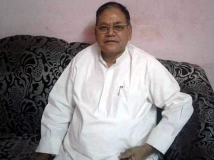 Bjp Mla Ramlallu Bais A Father Of Nine Children Support Population Control Bill In Madhya Pradesh | लोकसंख्या नियंत्रणाचं महत्त्व सांगत होते भाजप आमदार; त्यांच्या मुलांची संख्या विचारताच म्हणाले...