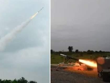 Atmanirbhar bharat DRDO successfully test fires indigenous missile MPATGM and Akash NG Indian Army will get strength   आत्मनिर्भर भारत! DRDO नं केली MPATGM आणि आकाश एनजी मिसाइलची यशस्वी चाचणी, लष्काराला मिळाली ताकद