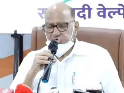 Maharashtra Flood Sharad Pawar appeal to leaders not to visit flood affected areas in state   Maharashtra Flood: 'तेव्हा पंतप्रधानांना १० दिवस येऊ नका सांगितलेलं'; शरद पवारांनी सांगितला 'तो' किस्सा